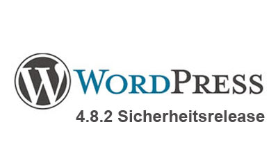 WordPress 4.8.2 Sicherheitsrelease