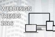 10 Webdesign-Trends 2016
