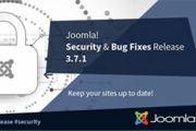 Joomla Sicherheitsupdate 3.7.1