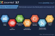 Joomla 3.7.0 Stable wurde veröffentlicht
