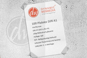 angebot-100-plakate-din-a1