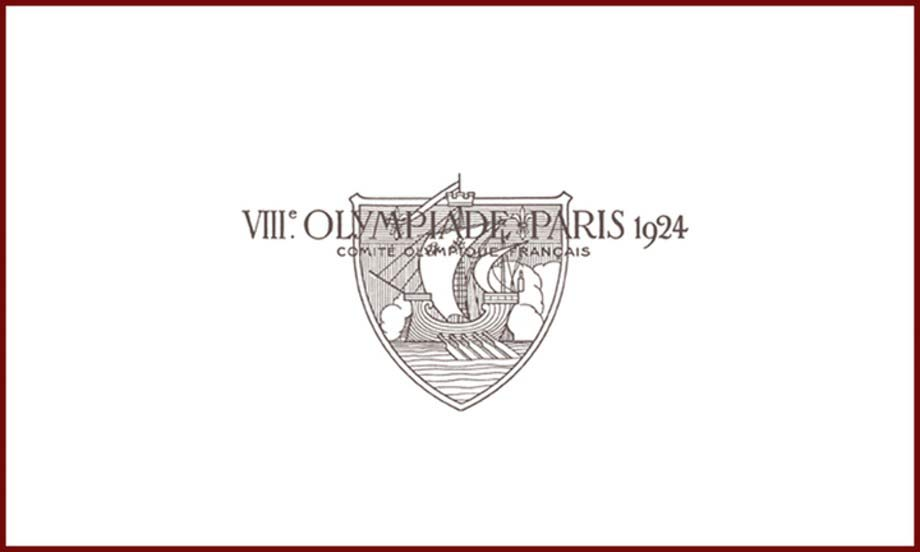 Olympia 1924 in Paris. (Logo: Olympic.org)